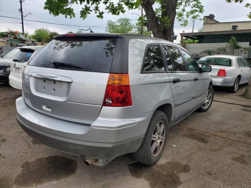 2008 Chrysler Pacifica for sale at C.J. AUTO SALES llc. in San Antonio TX