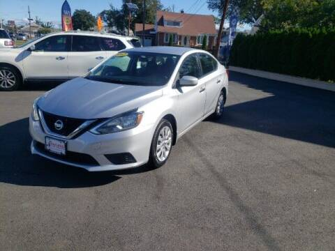 2017 Nissan Sentra for sale at PAYLESS CAR SALES of South Amboy in South Amboy NJ