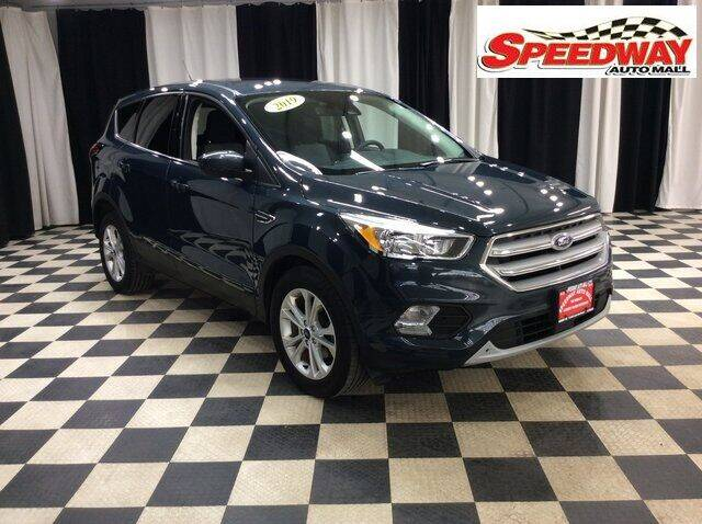 2019 Ford Escape for sale at SPEEDWAY AUTO MALL INC in Machesney Park IL