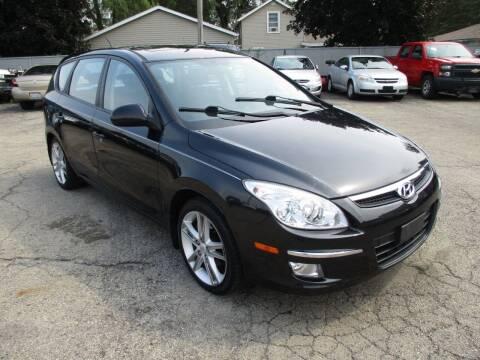 2009 Hyundai Elantra for sale at RJ Motors in Plano IL