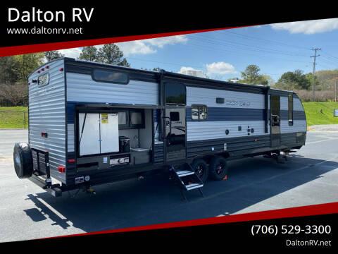 2021 Forest River Grey Wolf 29TE for sale at Dalton RV in Dalton GA