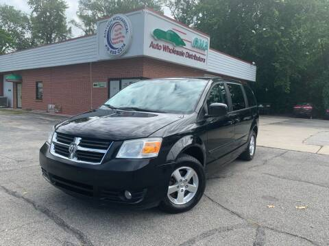 2008 Dodge Grand Caravan for sale at GMA Automotive Wholesale in Toledo OH