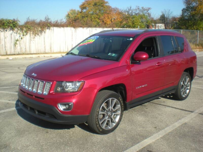 2015 Jeep Compass for sale at 611 CAR CONNECTION in Hatboro PA