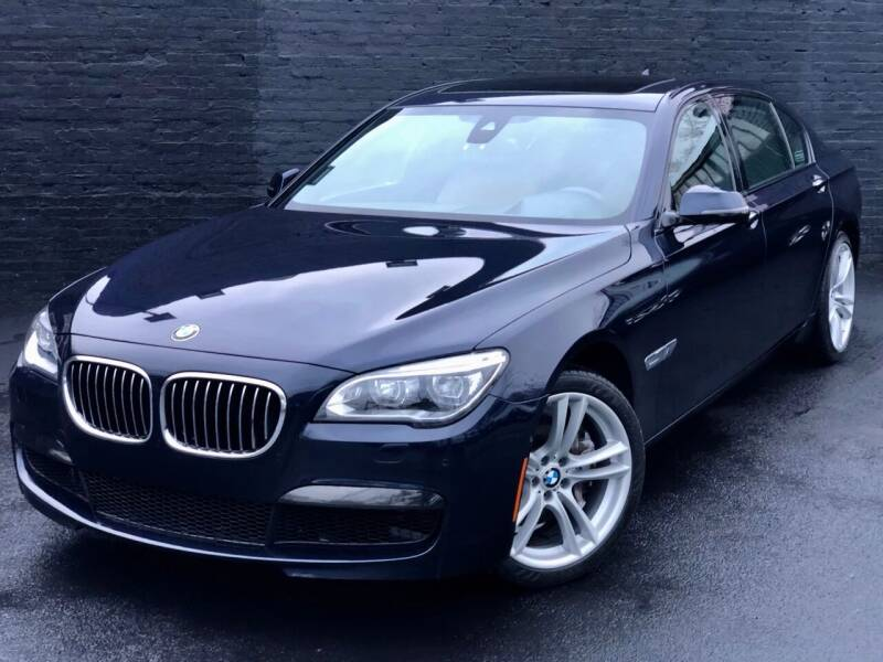 2014 BMW 7 Series for sale at Kings Point Auto in Great Neck NY