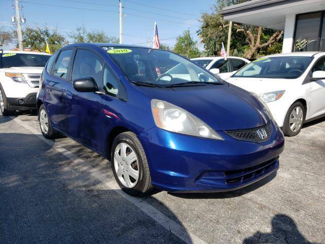 2010 Honda Fit for sale at Mike Auto Sales in West Palm Beach FL