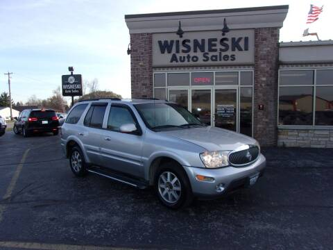 2005 Buick Rainier for sale at Wisneski Auto Sales, Inc. in Green Bay WI