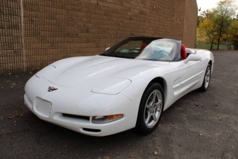 2000 Chevrolet Corvette for sale at Vantage Auto Wholesale in Lodi NJ