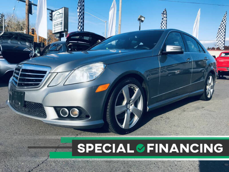 2010 Mercedes-Benz E-Class for sale at Salem Auto Market in Salem OR