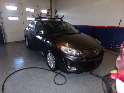 2010 Mazda MAZDA3 for sale at Pool Auto Sales Inc in Spencerport NY
