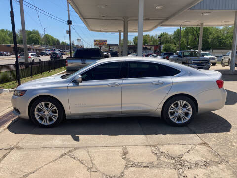 2015 Chevrolet Impala for sale at GRC OF KC in Gladstone MO