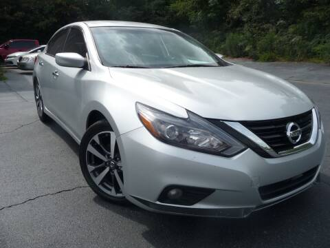 2016 Nissan Altima for sale at Wade Hampton Auto Mart in Greer SC
