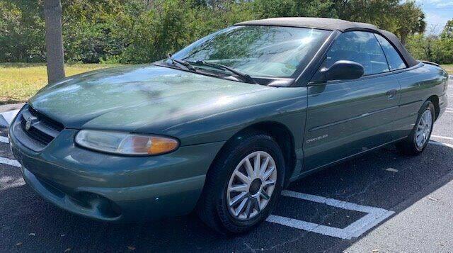 used 1997 chrysler sebring for sale in west palm beach fl carsforsale com carsforsale com