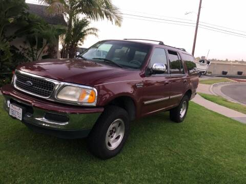 1998 Ford Expedition for sale at OCEAN IMPORTS in Midway City CA