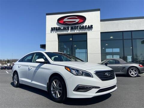 2015 Hyundai Sonata for sale at Sterling Motorcar in Ephrata PA