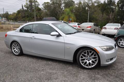2008 BMW 3 Series for sale at Elite Motorcar, LLC in Deland FL
