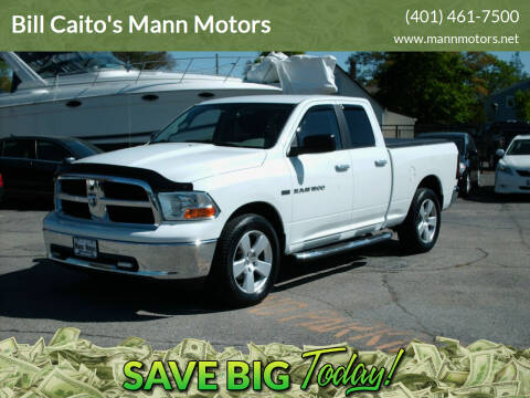 2012 RAM Ram Pickup 1500 for sale at Bill Caito's Mann Motors in Warwick RI