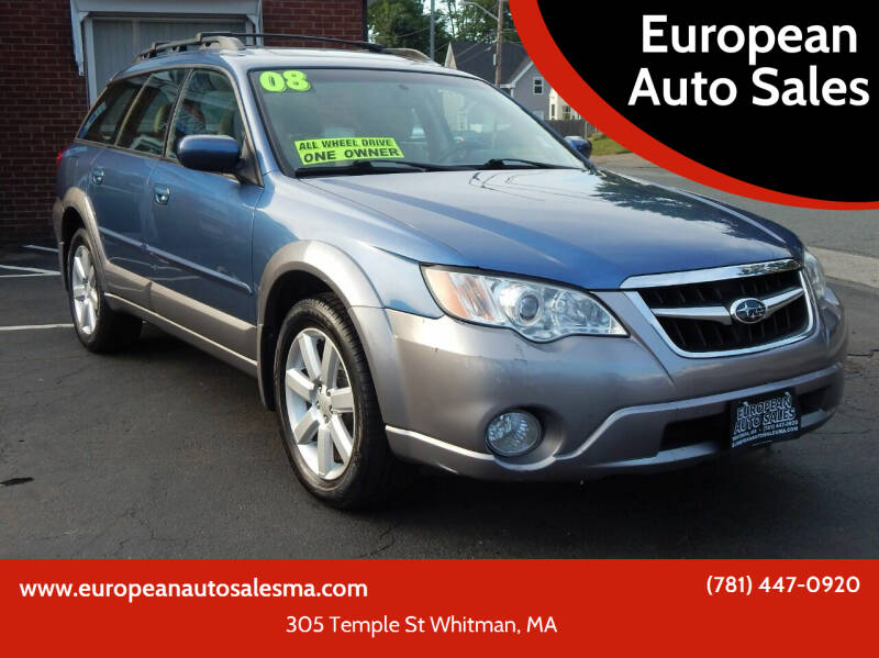 2008 Subaru Outback for sale in Whitman, MA