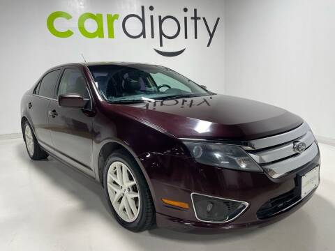 2012 Ford Fusion for sale at Cardipity in Dallas TX