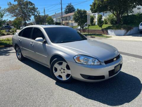 2008 Chevrolet Impala for sale at Giordano Auto Sales in Hasbrouck Heights NJ