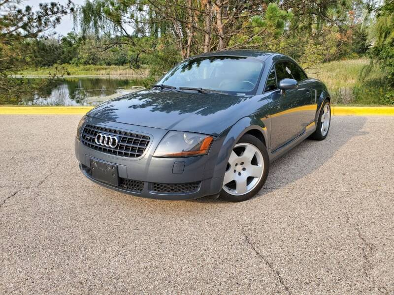2005 Audi TT for sale at Excalibur Auto Sales in Palatine IL