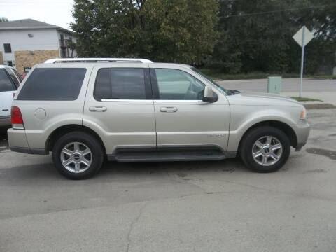 2005 Lincoln Aviator for sale at A Plus Auto Sales in Sioux Falls SD