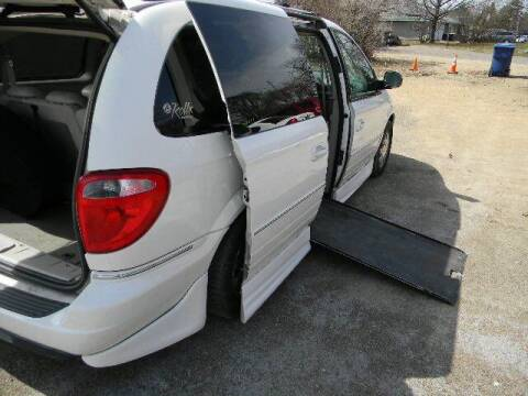 2005 Chrysler Town and Country for sale at Northwest Auto Sales in Farmington MN