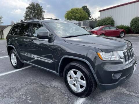 2011 Jeep Grand Cherokee for sale at Keisers Automotive in Camp Hill PA