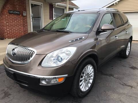2011 Buick Enclave for sale at Cooks Motors in Westampton NJ