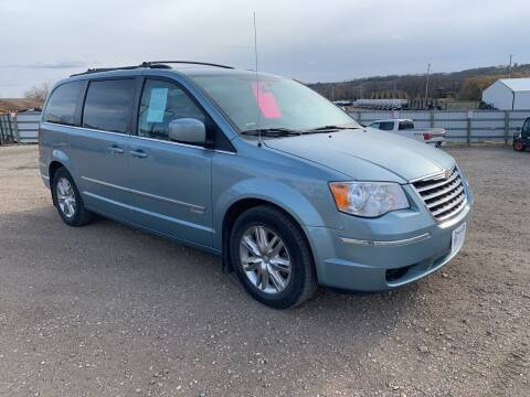 2010 Chrysler Town and Country for sale at TRUCK & AUTO SALVAGE in Valley City ND
