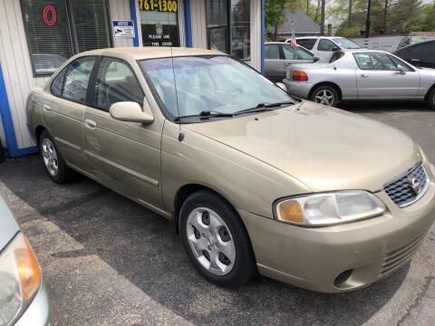 2003 Nissan Sentra for sale at Klein on Vine in Cincinnati OH
