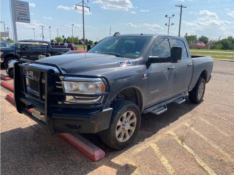 2019 RAM Ram Pickup 2500 for sale at STANLEY FORD ANDREWS in Andrews TX