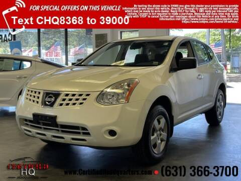 2010 Nissan Rogue for sale at CERTIFIED HEADQUARTERS in St James NY