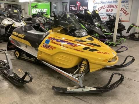 2000 Ski-Doo MXZ 600