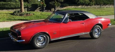 1967 Chevrolet Camaro for sale at NJ Enterprises in Indianapolis IN