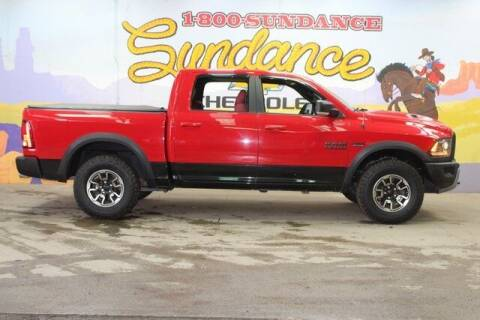 2015 RAM Ram Pickup 1500 for sale at Sundance Chevrolet in Grand Ledge MI
