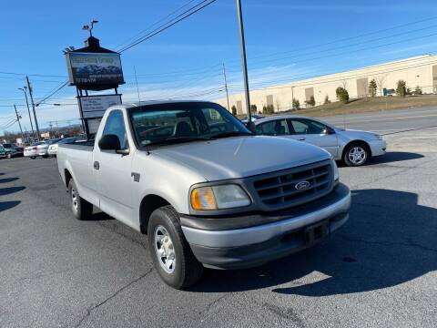 2001 Ford F-150 for sale at A & D Auto Group LLC in Carlisle PA