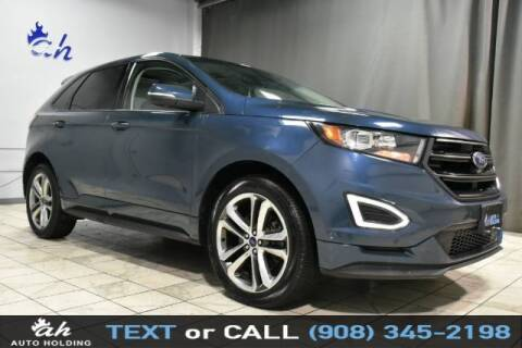 2016 Ford Edge for sale at AUTO HOLDING in Hillside NJ