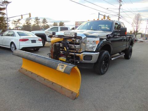 2016 Ford F-250 Super Duty for sale at Champion Motors in Amherst NH