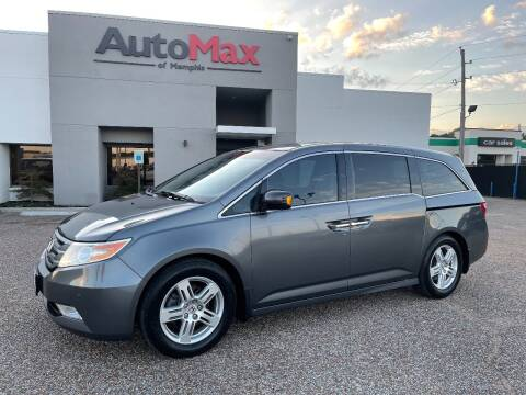 2012 Honda Odyssey for sale at AutoMax of Memphis - V Brothers in Memphis TN