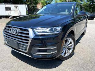2017 Audi Q7 for sale at Rockland Automall - Rockland Motors in West Nyack NY