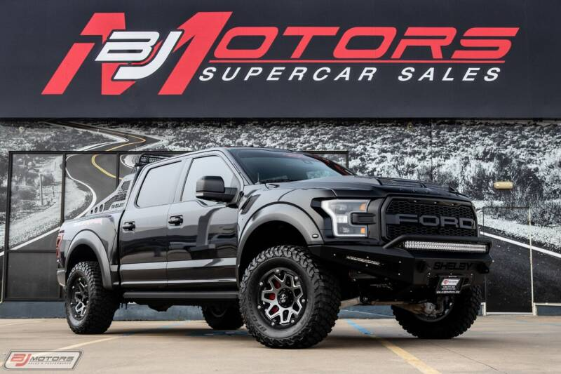 2018 Ford F-150 for sale at BJ Motors in Tomball TX