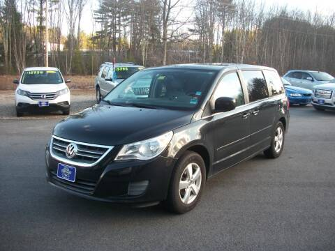 2010 Volkswagen Routan for sale at Auto Images Auto Sales LLC in Rochester NH