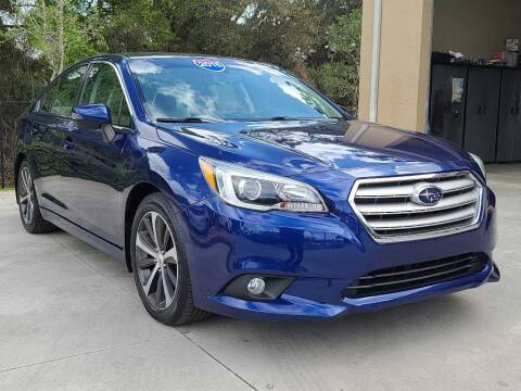 2015 Subaru Legacy for sale at Jeff's Auto Sales & Service in Port Charlotte FL