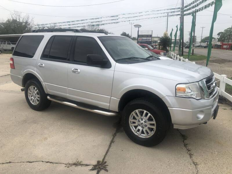 2012 Ford Expedition for sale at Sugarland Auto Sales in New Iberia LA