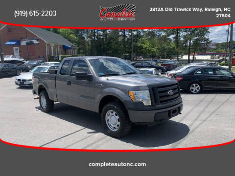 2010 Ford F-150 for sale at Complete Auto Center , Inc in Raleigh NC