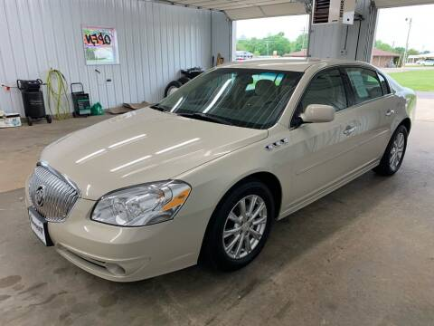 2011 Buick Lucerne for sale at Bennett Motors, Inc. in Mayfield KY