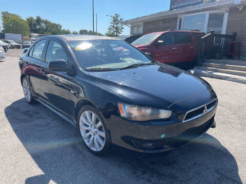 2009 Mitsubishi Lancer for sale at I57 Group Auto Sales in Country Club Hills IL