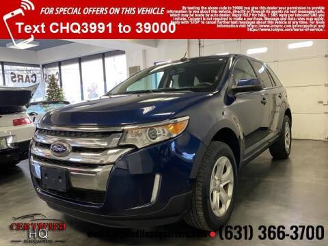 2012 Ford Edge for sale at CERTIFIED HEADQUARTERS in St James NY
