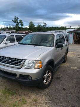 2003 Ford Explorer for sale at Classic Heaven Used Cars & Service in Brimfield MA