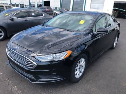 2017 Ford Fusion for sale at Adams Auto Group Inc. in Charlotte NC